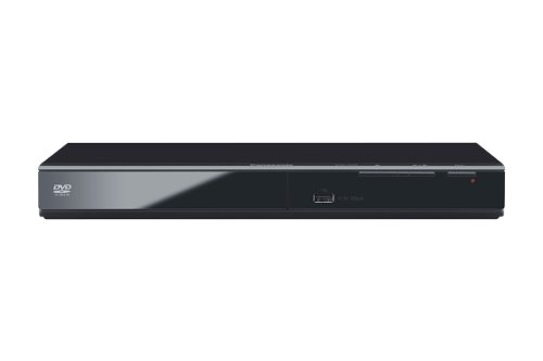 Panasonic DVD-S500EG-K Eleganter DVD-Player...