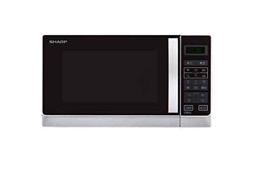 Sharp R642INW 2-in-1 Mikrowelle mit Grill /...