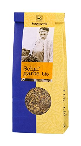 Sonnentor Tee Schafgarbe lose, 1er Pack (1 x...