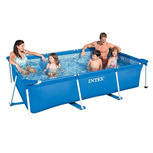Intex Rectangular Frame Pool - Aufstellpool -...