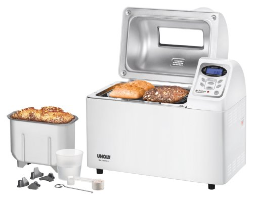 UNOLD Brotbackautomat Backmeister Extra, 700...