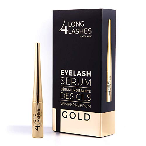 Long4Lashes GOLD 4 ml - Neues Exclusives...
