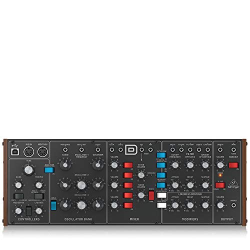 Behringer Legendärer Analog-Synthesizer...