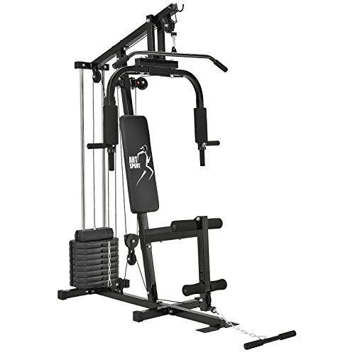 ArtSport Kraftstation Profi Gym 2000 mit...