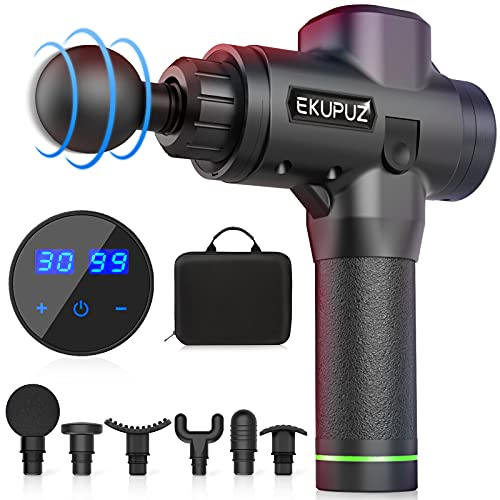 Massagepistole, EKUPUZ Massage Gun mit 6...