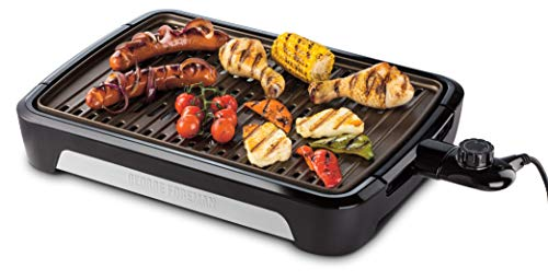 George Foreman Grill Smokeless Tischgrill,...