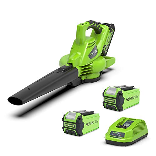 Greenworks Tools 01-0000024227UC GD40BVK2X...