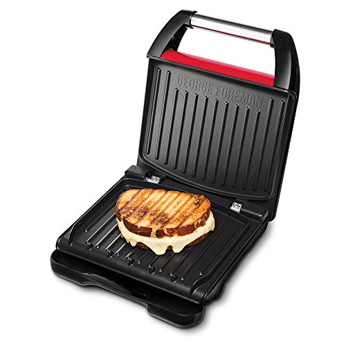George Foreman 25030-56 Fitnessgrill Steel...