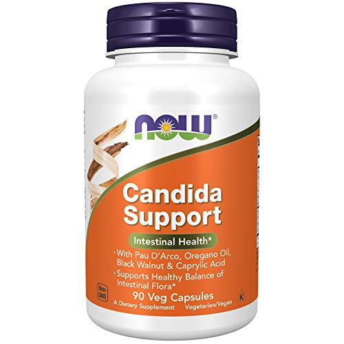 Now Foods | Candida Support | 90 Kapseln |...
