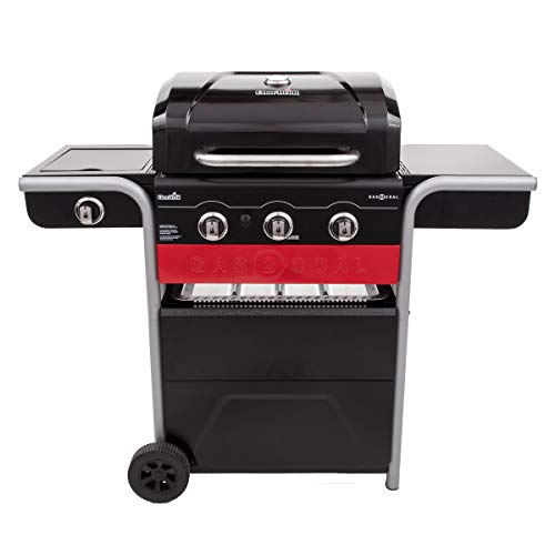 Char-Broil Gas2Coal® 330 Hybrid Grill - 3...
