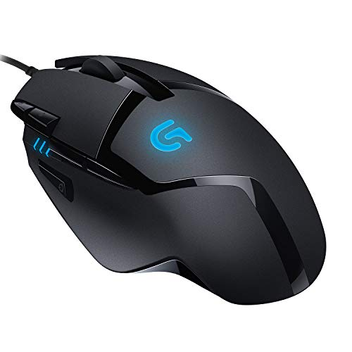 Logitech G402 Hyperion Fury Gaming-Maus, 4000...
