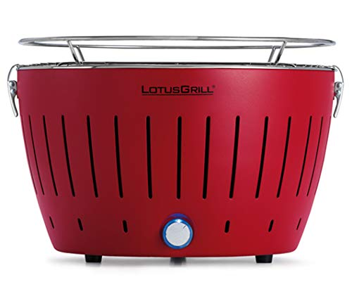 LotusGrill Standard Feuerrot G-RO-34P...