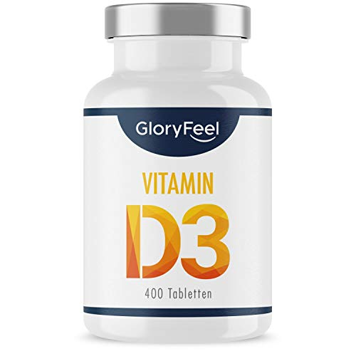 Vitamin D Sonnenvitamin - 400 Tabletten (13...