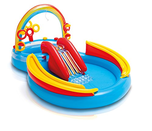 Intex Rainbow Ring Play Center - Kinder...