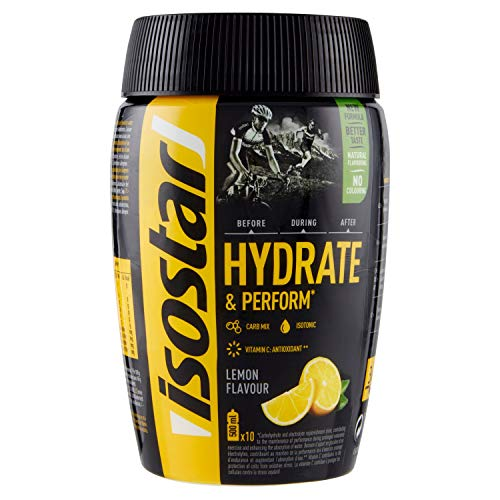 Isostar Hydrate & Perform Iso Drink – 400 g...