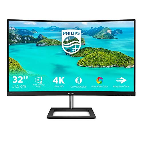 Philips 328E1CA - 32 Zoll UHD Curved Gaming...