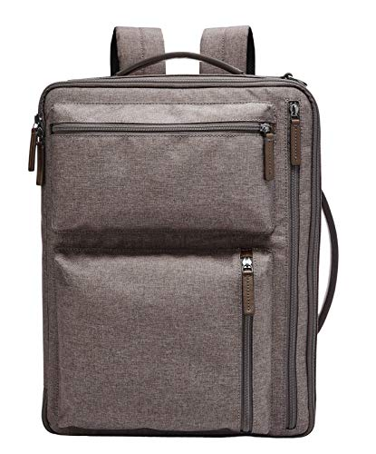 Fossil Buckner Convertible Backpack Titanium