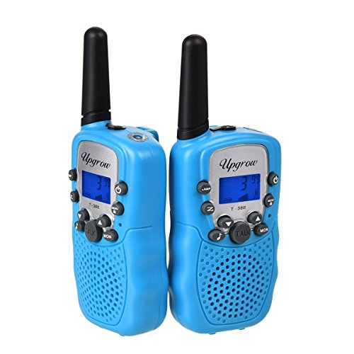 Upgrow 2X Walkie Talkies Set Kinder...