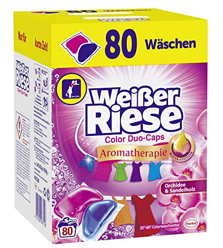 Weißer Riese Color Duo-Caps (80...