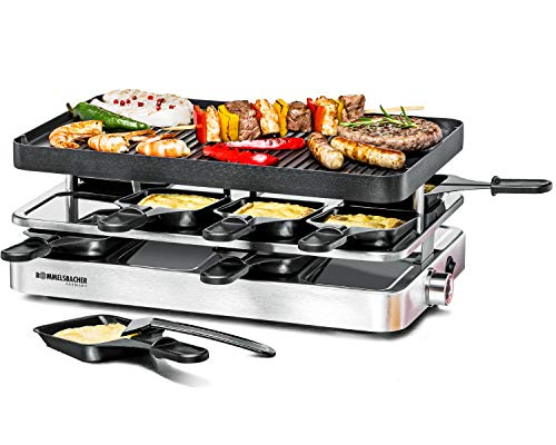ROMMELSBACHER Raclette Grill RC 1400 -...