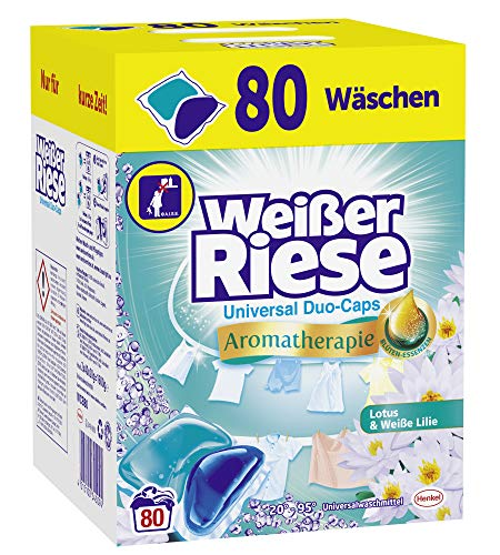 Weißer Riese Universal Duo-Caps...